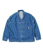 18SS / MAISON EUREKA メゾンエウレカ / 064-STW / Denim Jacket デニムジャケット